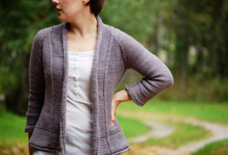 driven knitting pattern