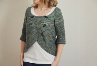 shift of focus knitting pattern